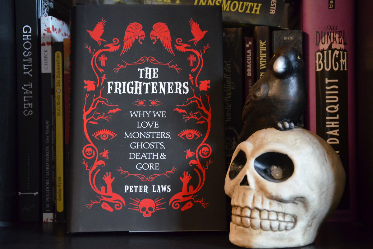 "Das Buch ""The Frighteners"""